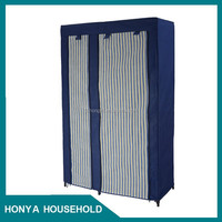 durable modeling assemble plastic portable wardrobe closet