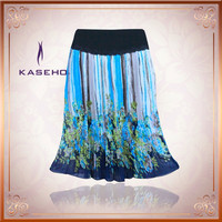 New Women Girls Soft Chiffon Skirt Pleated Super Quality Cute Sexy Spring Summer
