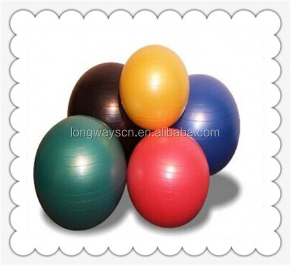 gym 45cm fitness ball/gym ball/anti-burst ball