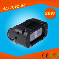 2015 High Power Super Bright IP68 20W LED Spot Flood Work Light For Cars, Motocycle, Bike