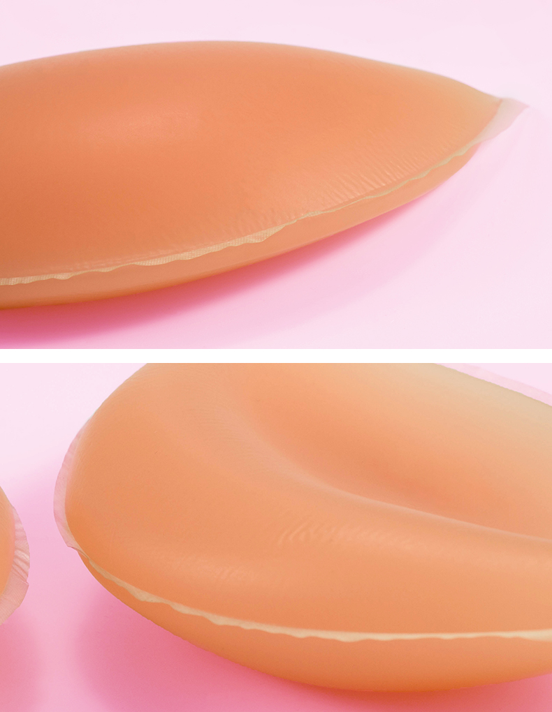 Junyan D08 chicken breast enhancer silicone bra inserts pad