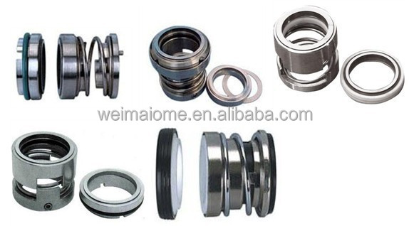 High Temperature , Welded metal bellow shaft mechanical seal