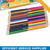 2 Side Custom Color Pencils Bulk Packing for Children #2 Pencil