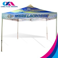 cheap outdoor promotion event 3x3 canopy pop up foldable tent