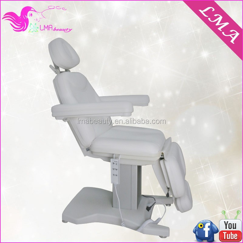 2015 hot sale beauty salon 4 motors automatic cosmetic beauty bed massage electric facial table facial bed for sale