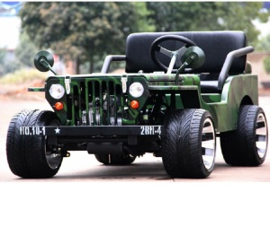 150CC MINI JEEP -US ARMY STYLE with high quality for sale
