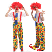 Belt Pants Clown Clothes Christmas Party