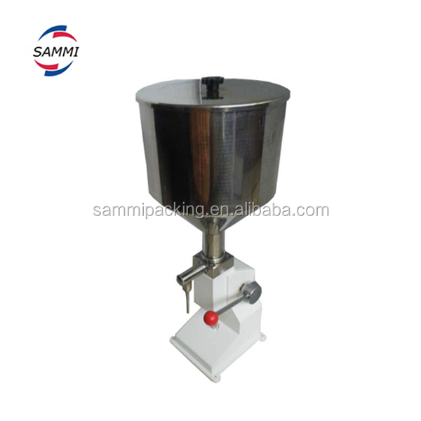 high accuracy thick liquid filling machine, grease filling machine ,<strong>A03</strong>