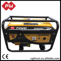 prices pakistan 2.5kw portable low rpm electric generator