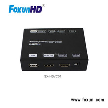 Foxun/Shunxun H.264 HDMI Video Game Capture for Game Fans/Game Player