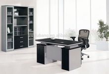 2015 modern plywood mfc office office executive cheap wooden desk desk with hardware office desk leather top