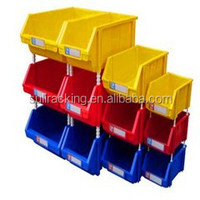 Economic Good Product Protection Plastic Combined Storage Warehouse bins