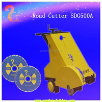 Professional electric concrete road cutter SDG500A with well porformance