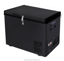 40L ACDC outdoor solar potable mobile car freezer/camping freezer/RV freezer Freezer & Fridge