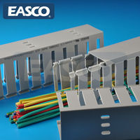 EASCO Wide Finger Wire Ducts Cable Accessories Application