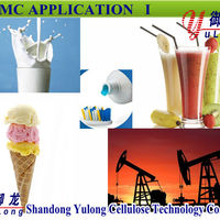 Food And Beverage Use Hydrocolloids CMC