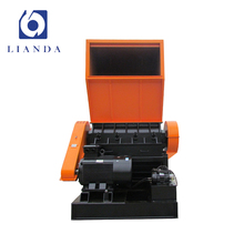 High-performance waste plastic film crusher machine with ce