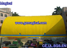Yellow Big Size Inflatable Event Tent for Sale
