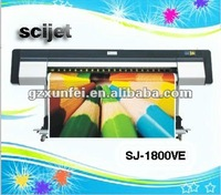 1.8m new products ! VE1801 tarpaulin printer Eco solvent printer