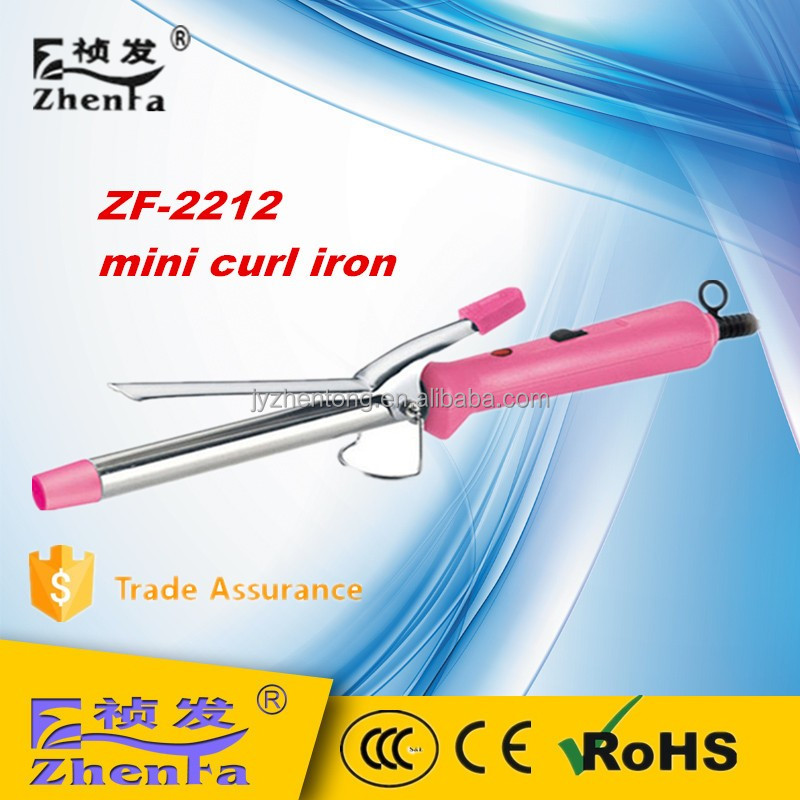 Professional magic curl iron ZF-2212