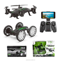 FY602 Wifi FPV High Speed Flying Car rc Drone with Camera