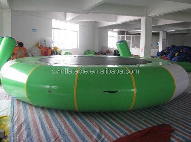 Giant Inflatable Water Sport Games inflatable aqua park Inflatable Water Trampoline