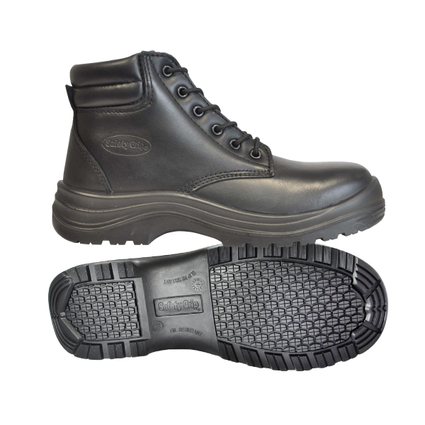 SAFETY GRIP Ranger Lace Up Boot SG8011 (Black)