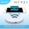 China factory supply slim design 76% high efficiency universal power qI wireless chargers
