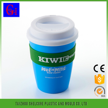 Hot Sale Customized Printing Logo Stacking Plastic Cup