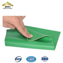green 12mm smooth insulating rubber stable mats for sale