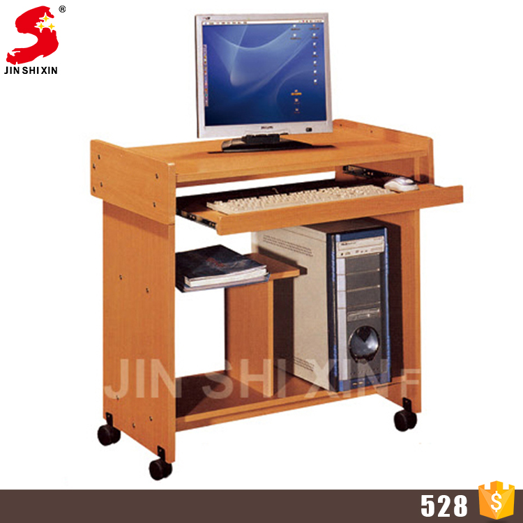 Office and study room furniture modern latest design office desk plywood computer table