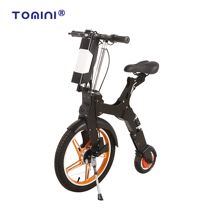 2 wheels Lightweight electric bike electrical bicycle <strong>folding</strong> e bike for sale