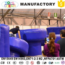 Funny Inflatable Obstacle Course Race Sport Games For Adults