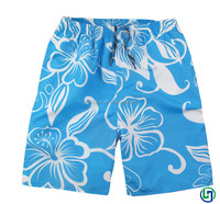 2015 custom made sublimation printing couple beach wear cheap shorts xxx photo sexy mens