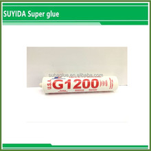 large plate glass silicone sealant factory supply glass fiber adhesive sealant