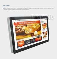 7''to 65''Wall Mounting Interactive Touch Screen Kiosk,42 inch floor standing lcd kiosk touch ad display