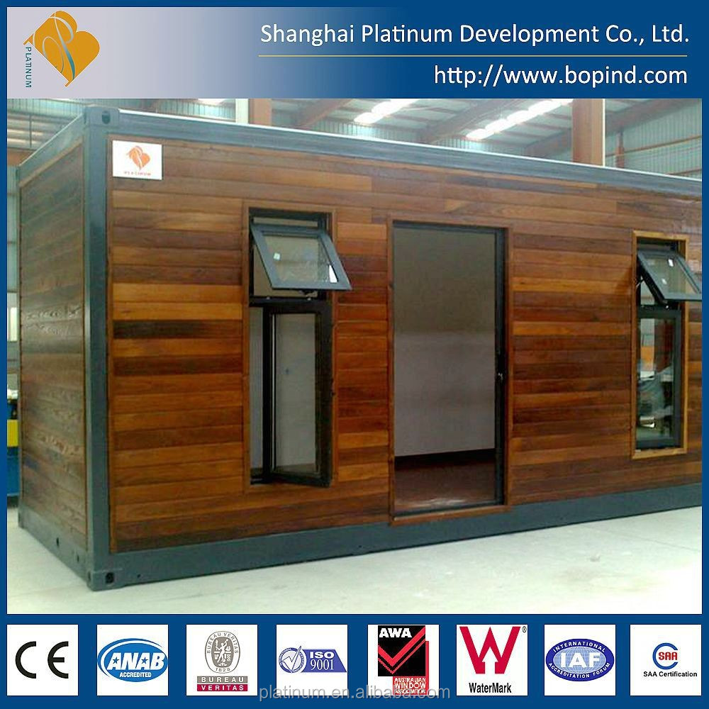 China Made Prefab Container Storage House