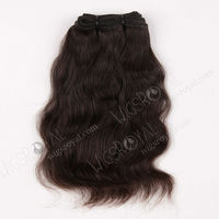 cuticle intact tangle free best selling human hair weave