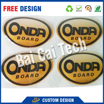 High quality custom epoxy dome sticker type custom alphabet gel sticker