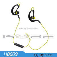 2016 newest sports bluetooth earbuds with mic