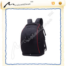 Popular fashion light digital camera dslr case big shoulder outdoor photo bag
