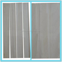 12mm for furniture use paulownia edge glued panel