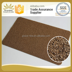 polypropylene grass carpet with pvc back