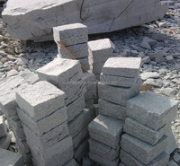 Chinese grey granite G623 paving stone, owner granite G623 quarry factory