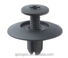 High Quality Auto Plastic clips and fasteners Mazada 1395-68-676