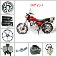 125cc classic GN125H motorcycle
