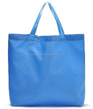 Household soft nylon reusable shopping tote bag