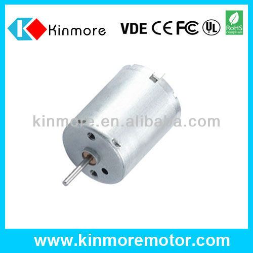 12V Auto Odometer DC Motor With 24.4mm diameter