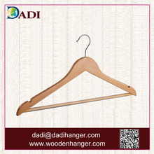 Customized clothing type cardboard hangers wholesale