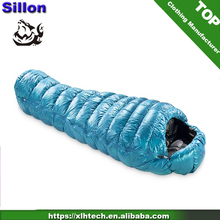 wholesale 800fp down filling sleeping bag outdoor camping with high quality